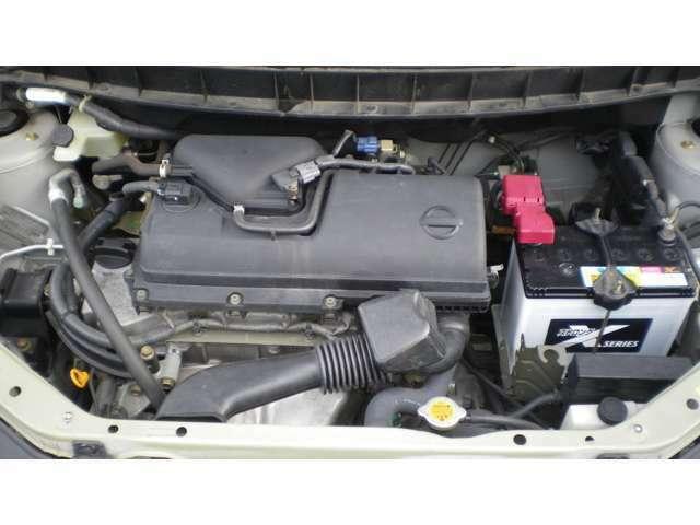 CR14 タイミングチェーンエンジン