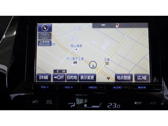 トヨタ純正9インチTコネクトナビ(DSZT-YC4T)