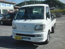 ダイハツ ハイゼットトラック 660 スペシャル 3方開 4WD パワステ エアコン