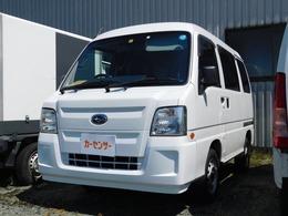 スバル サンバー 660 トランスポーター エアコン キーレス ETC