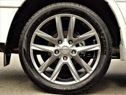 LX570仕様22inchAW×22inchタイヤ!!いずれも新品インストール♪♪