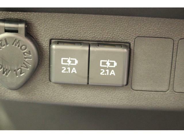 アクセサリーソケット&USBソケットです。