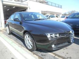 アルファ ロメオ アルファ159 3.2 JTS Q4 Qトロニック セレクティブ 4WD 禁煙車