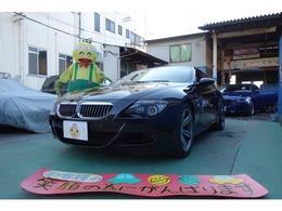 BMW M6 5.0 カーボンルーフ