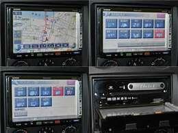 【ナビゲーション】ワイドで明るい液晶画面、簡単な操作方法、多機能ナビゲーション。知らない街でも安心です。 ≪メーカー:アゼスト  型番:MAX950HD≫