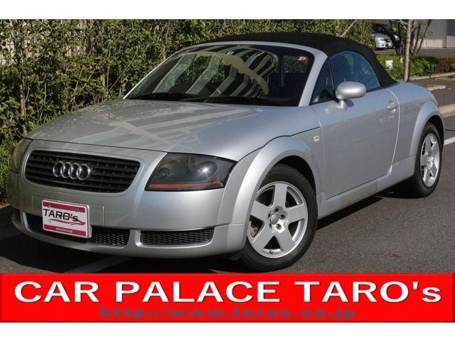 アウディ・欧州車(BMW、メルセデスベンツ、VW、ポルシェ、ボルボ、)メインで創業から35年続けてきました!お車探しなら、是非当店にお任せください。TEL03-5698-3917  e-mail: carpalace@taros.co.jp