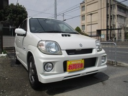 スズキ Kei 660 ワークス 4WD ケイワークス5MT 4WDターボレカロシート