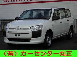 トヨタ プロボックスバン 1.5 DX コンフォート 4WD ナビ&バックカメラ 横滑り防止装置