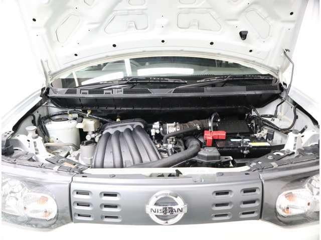 1500ccエンジン搭載です。燃料のタンク容量は約45リットルです