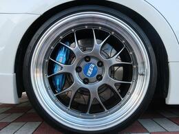 ●BBS製20インチアルミホイール 各種アルミホイール+タイヤもお取扱いございますのでご検討の方はスタッフまでご相談ください。