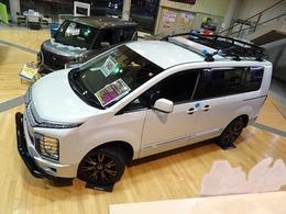 三菱 デリカD:5 2.2 G パワーパッケージ ディーゼルターボ 4WD 登録済未使用車 特別架装車