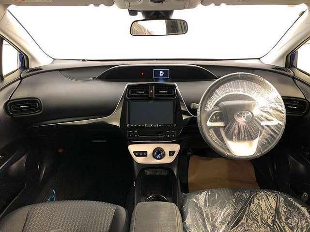 万が一に備えて運転をサポートする、トヨタ・セーフティ・センス(TSS)搭載です。