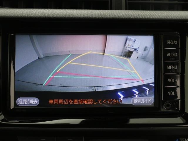 バックモニター搭載で車庫入れ安心!後方確認も出来て安全性も確保!
