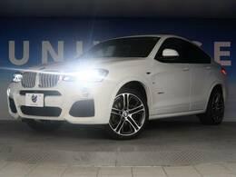 ●X4が入庫致しました!オプションのサンルーフが付いて、高級感がさらに増しております!中型SUVをお探しだった方は是非!