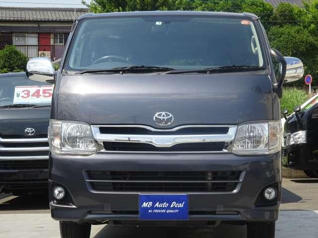 平成24年1月登録 / 型式LDF-KDH201V / 4ナンバー / 小型貨物車 / 車検整備付 / 3000cc / 5人乗 / ディーゼル車