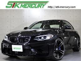 BMW M2クーペ M DCT ドライブロジック 1オーナーD直仕入ダコタレザー19AW7速MDCT