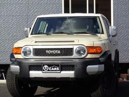 米国トヨタ FJクルーザー 4.0 4WD 乗用3ナンバー5人乗り