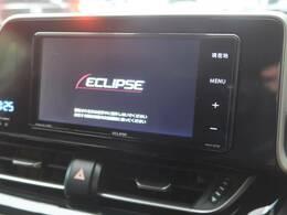 SDナビ!!DVD再生やフルセグTVの視聴も可能です☆高性能&多機能ナビでドライブも快適ですよ☆