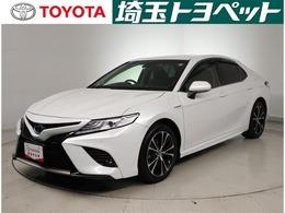 トヨタ カムリ 2.5 WS レザーパッケージ ワンオーナー メーカーナビ ETC