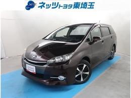 トヨタ ウィッシュ 1.8 S Bluetooth スマートキー バックモニター