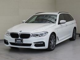 BMW 5シリーズツーリング 540i xドライブ Mスポーツ 4WD 黒革19AWジェスチャーコントロールACCHUD