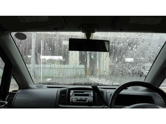 Aプラン画像:雨の日なのになぜか嬉しい(^^♪驚異的な撥水をご体感くださいませ!
