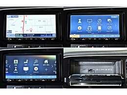 ワイドで明るい液晶画面、簡単な操作方法、多機能ナビゲーション。知らない街でも安心です。クラリオン「GCX777W」
