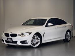 BMW 4シリーズグランクーペ 420i Mスポーツ 1オーナー地デジBカメLEDライト純正18AW