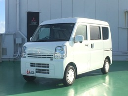 三菱 ミニキャブバン 660 ブラボー ターボ ハイルーフ 届出済未使用車 ターボ e-アシスト