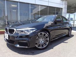 BMW 5シリーズ 523i Mスポーツ ハイラインPアイボリ-革デモカ-認定中古車