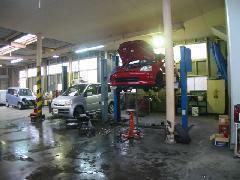 車検、整備、鈑金塗装、故障修理を国家2級整備士がご対応します