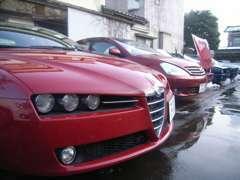 販売車輌も欧州車が中心ですが・・・ご希望の車種を全国よりお探しする事も可能ですよ。お気軽にご相談ください。