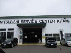 サービス工場も完備!納車前整備はもちろん、納車後の不具合にも迅速に対応できます!