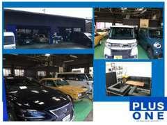 車種とニーズに合わせ、通常点検~車検・修理・保険対応までトータルで対応致します。お車のことは何でも当店にお任せ下さい!