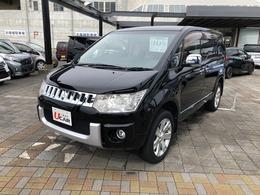 三菱 デリカD:5 2.4 シャモニー 4WD 三菱認定UCAR HDDナビ