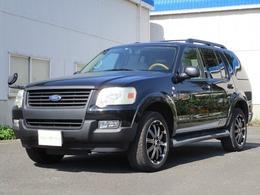 フォード エクスプローラー XLT 4WD 社外19インチアルミ/マフラー