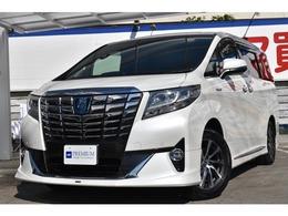 トヨタ アルファード ハイブリッド 2.5 エグゼクティブ ラウンジ 4WD モデリスタFSRエアロ ツインサンルーフ