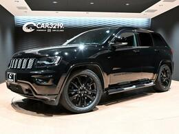 ジープ グランドチェロキー アルティチュード 4WD 2017年モデル 限定車・20インチAW