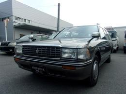 トヨタ クラウンワゴン 2.0 スーパーデラックス 5速MT 7人乗り クーラーR134a用変更