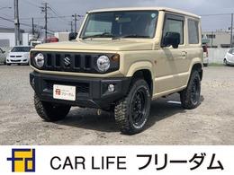スズキ ジムニー 660 XL スズキ セーフティ サポート 装着車 4WD マニュアル車 Bluetoothオーディオ