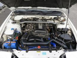 カタログ値SR20DETエンジン205PSを純正5速MTで楽しんでください。チューニングからメンテナンス、車検、板金なんでもご相談ください。