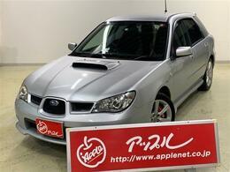 スバル インプレッサスポーツワゴン 2.0 WRX 4WD 5MT BSポテンザ ナビ ETC フォグランプ