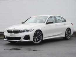 BMW 3シリーズ M340i xドライブ 4WD 正規認定中古車 ACC 純正19インチ