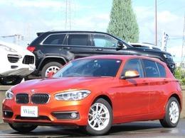 BMW 1シリーズ 118i 禁煙 純正ナビ LEDヘッドライト