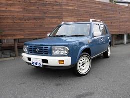 日産 ラシーン タイプZ 4WD / オリジナルペイント・新品タイヤ