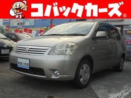 トヨタ ラウム 1.5 Gパッケージ 4WD