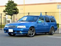 ボルボ V70 R AWD 4WD ボルボ復刻車 レザーブルーR-AWD