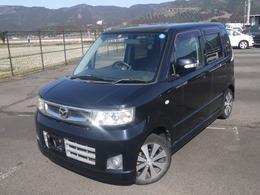 マツダ AZ-ワゴン 660 カスタムスタイル X 純正アルミ・エアロ・ナビ・TV・HID