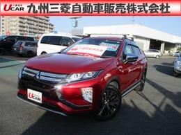 三菱 エクリプスクロス 1.5 G プラスパッケージ 4WD 衝突軽減ブレーキキャリアドライブレコーダ