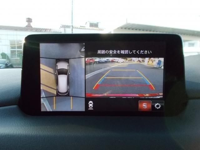 360度ビューモニター☆より安全により正確にクルマが教えてくれます☆